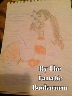 My Clownfish based mermaid for @AWildSophie Contest (sorry it's not that good)