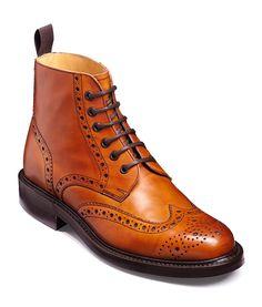 ba32b51fe9d1 Barker Harrison Men s Boots by Barker Quality Footwear Specialists Shoe  Tree