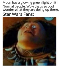 Funny Disney Memes, Funny Marvel Memes, Crazy Funny Memes, Really Funny Memes, Stupid Funny Memes, Funny Laugh, Funny Relatable Memes, Hilarious, Star Wars Jokes