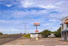 Outside Uvalde, Texas
