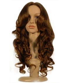 "NEW fashion HOT sexy Long Brown Blonde Curly Wavy Full wigs Hair wigs for girls and women 22"" 55CM by Sweet & Happy Girl's Fashion Wigs. $20.99. Full Wigs, Change Your Looks In Seconds.Great Idea for Party Cosplay Masquerade etc.. NEW store open, Big Discount, From factory, Arrive in 2-3 weeks. Worth the wait... Length: 55CM (+/- 5CM). Click my brand find more size & Newest Style wigs. RETURNS ACCEPTABLE IN 14 DAYS (ORIGINAL SELLING STATUS,NO WEAR PLEASE). Fashion Wigs, ..."