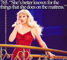 ...only T-swift can make a song a nicely call someone a hoe. <3 love this song!