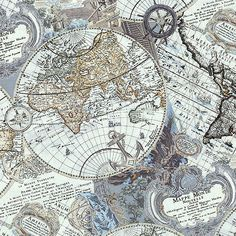 Renaissance Man Map