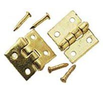 Save $4.83 on Dollhouse DOOR HINGE (6/PK W/ 24 NAILS); only $7.46