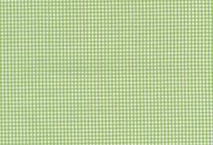 Baumwollstoff, Oeko-Tex Standard 100, grüne Vichy-Karos, Hersteller: Westfalenstoffe