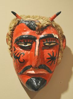 Red Devil Mask Mexico | by Teyacapan