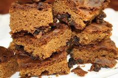 Classic Filipino dessert, Food for the Gods: a cookie bar richly filled with dates, raisins, nuts and plenty of butter