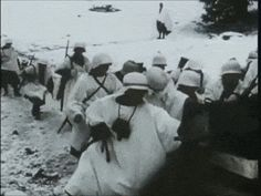 """blitzify: """" German soldiers during the battle of Narvik, Norwegian Campaign. Mg 34, Spanish Armada, Narvik, Tromso, German Army, Soldiers, Ww2, Denmark, Norway"""
