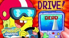 Every GAME Ever Played in Bikini Bottom! 🎮 | SpongeBob