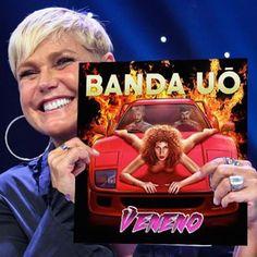 A rainha mandou dizer que falta uma semana pra pré-venda acontecer! Dia 28/08 tem VENENO. #veneno #bandauo by bandauo