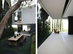 Minimalist architecture house: Open House by XTEN Architecture