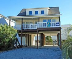 Sunset Properties' Pickled Parrot is a Mid Island vacation rental House. Located in Ocean Isle Beach, NC, this 4BR, 3 BA property has so much to offer! Choose Sunset Properties to help you plan your perfect vacation.