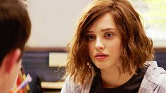 13 REASONS WHY GIFS — Hannah Baker in every episode » Tape 1, Side A