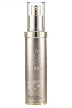 22 Global Beauty Brands You Need Now #refinery29  http://www.refinery29.com/international-beauty-brands#slide7  Alpha-H Liquid Gold Intensive Night Repair Serum, £49, available at Look Fantastic.