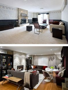 Candice Tells All: Before And After Room Makeovers | iVillage.ca