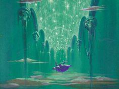 animation news + art : Cinderella concept art by Mary Blair.