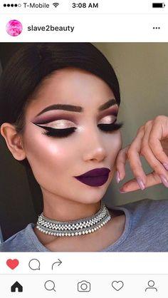 Gorgeous fall makeup ideas 2017