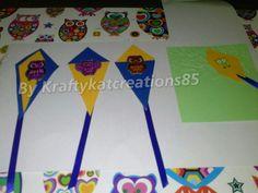 Kite embellishments