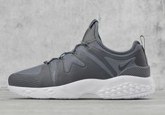 e7c2d9e4dc0c Official NIKE AIR ZOOM LWP COOL GREY MAY 8TH 2017 Cool Grey White Air Zoom  LWP For Sale
