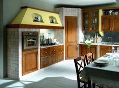 Cucine in muratura rustiche e moderne (Foto 13/40)   Design Mag