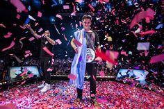 Quién es Wos, el campeón de Batalla de los Gallos que pidió por Santiago Maldonado Freestyle Rap, Maynard James Keenan, A Perfect Circle, Judas Priest, Rap Battle, Worlds Of Fun, Red Bull, Idol, Concert