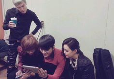 Lunafly and Miryo