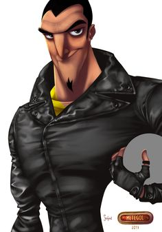 Man Character Illustration