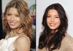 Celebrity Color Chameleons: Blonde vs. Brunette  - MarieClaire.com