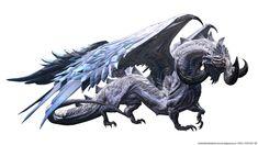 「FFXIV:蒼天のイシュガルド」のプロモサイト更新で七大天竜の2体や新モンスター,新たなレイド/インスタンスダンジョンが公開 - 4Gamer.net