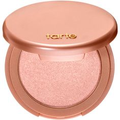 tarte Amazonian Clay 12-hour Highlighter Cheek found on Polyvore featuring beauty products, makeup, cheek makeup, blush, tarte and tarte blush