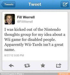 Will ferrel....