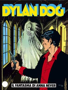 Dylan Dog n. 4  Fumetto horror ambientato in un film horror ambientato in un film horror.  (S) !!!