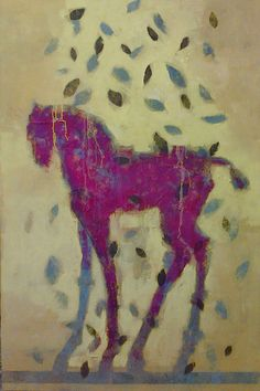 Pascale Chandler Autumn Filly. Work in progress