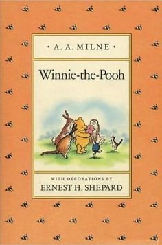 Winnie the Pooh by A.A. Milne - Best kids books - Picture books to teach.jpg