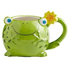 Freddy the Frog Mug