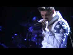 I'm taking off, Nick Carter Chile 2012