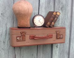 artful up-cycled suitcases - Google Search