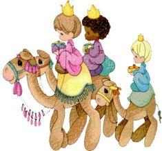 El camello cojito (Auto de los Reyes Magos) - Gloria Fuertes