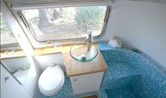 airstream bathroom remodel