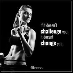 Get inspired and motivated with these fitness quotes. These empowering sayings and quotes will keep you focused on your workout goals. Stay healthy, happy and fit with these quotes that will push you to continue working out and getting in shape.