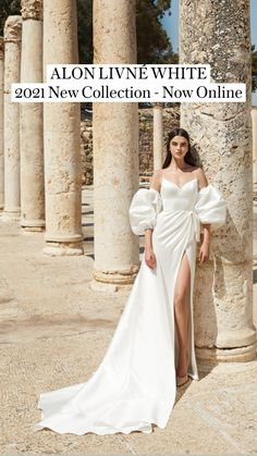 Stunning Wedding Dresses, Beautiful Gowns, Wedding Gowns, One Fine Day, Timeless Beauty, Strong Women, Bridal Style, Evening Gowns, Formal Dresses