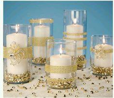 Candleholders/jars