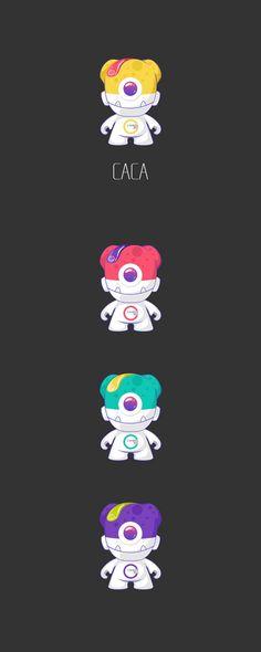 原创作品:CAMERA360 吉祥物 C...