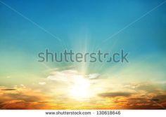 Ingyenes fénykép: Napkelte, Sky, Kék, Napfény, Clouds - Ingyenes kép a Pixabay-en - 165094