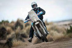"Dakar 2017 – Fernando Sousa Jr: ""A 7ª etapa foi desgastante fisicamente"""