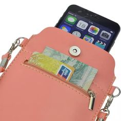 Find More Phone Bags & Cases Information about 8 colors Leather Small Shoulder Crossbody Pouch for iPhone6 6s Plus 5.5inch for Multi Phone Model Holster Case Cover XCT44,High Quality pouch phone,China pouch blackberry Suppliers, Cheap pouch case for iphone from Just Only on Aliexpress.com