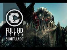 Transformers: The Last Knight - Official Trailer #2 [HD] Subtitulado - C...