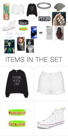 """If I Ever Met Kyle David Hall"" by lily96277 on Polyvore featuring art"