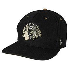 Get this Chicago Blackhawks Booster Adjustable Cap at WrigleyvilleSports.com