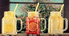 Comment faire des thés glacés maison pour célébrer le beau temps annoncé cette semaine! dans le Nightlife.ca Virgin Cocktail Recipes, Virgin Cocktails, Summer Cocktails, Fresco, Bubble Tea, Milkshake, Food Inspiration, Night Life, Tea Time